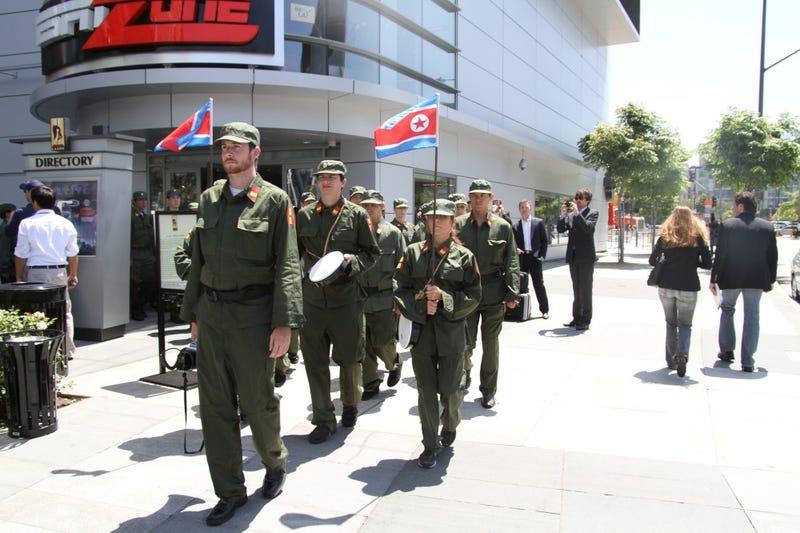 Crisis In Korea Has A Video Game Echo