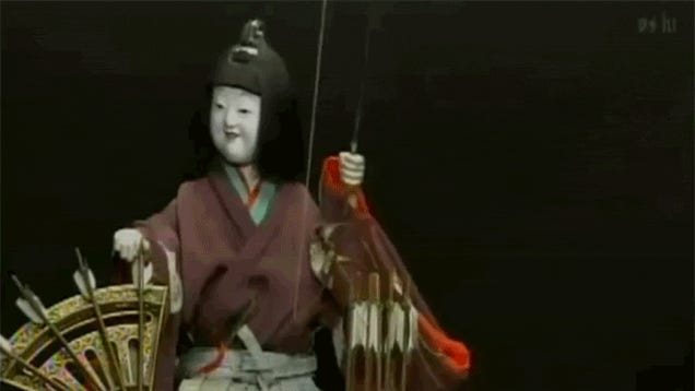 The Japanese Thomas Edison Made Awesome Robot Dolls
