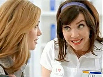 You Know That Annoying Progressive Insurance Lady, Flo?