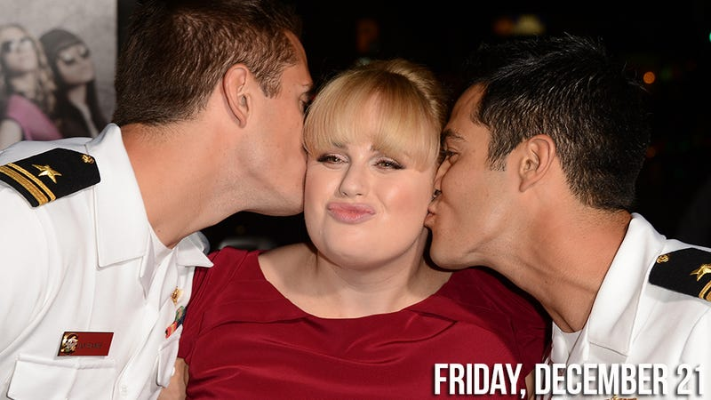Rebel Wilson Hosting the MTV Movie Awards? So Far the Apocalypse Is Awesome