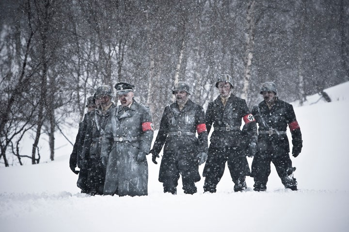 Incredibly Cool Dead Snow Pics And A 9 Poster, Plus Who's Back On Dollhouse And Lost