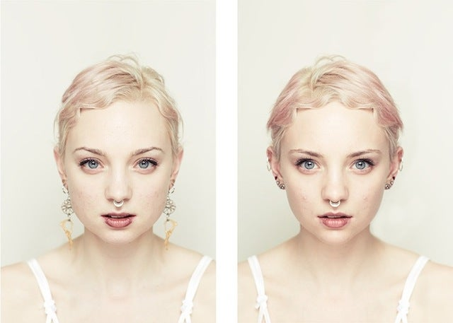 Is a perfectly symmetrical face actually the most beautiful?