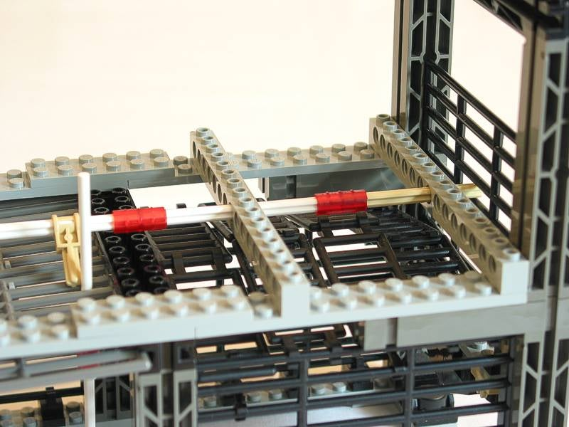 LEGO Mousetrap Makes Mice Hate Danish Cheese