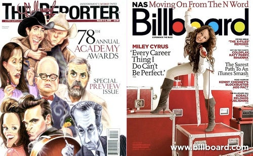 UPDATED: The Hollywood Reporter and Billboard Sold, Editor & Publisher and Kirkus Are Shuttered