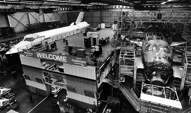 Building It - The Space Shuttle Orbiter