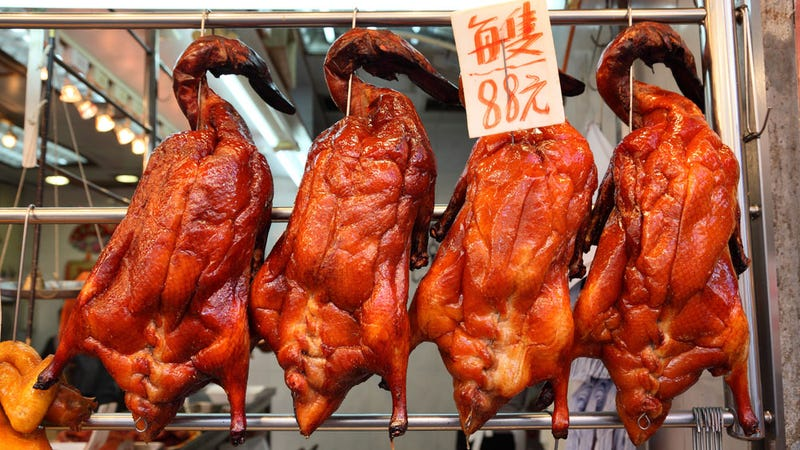 The Hilarious Reason a Chinatown Butcher Admitted to Selling Dog Meat
