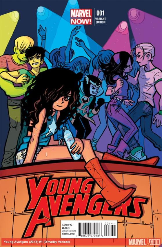The Joker is Broken. Young Avengers Aren't. Let Panel Discussion Tell You Why.