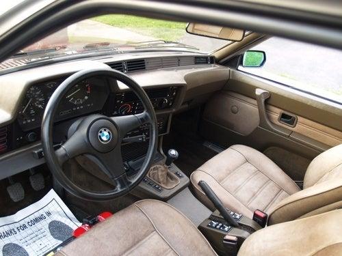 1985 BMW 635CSI Euro Thrash for $11,995!