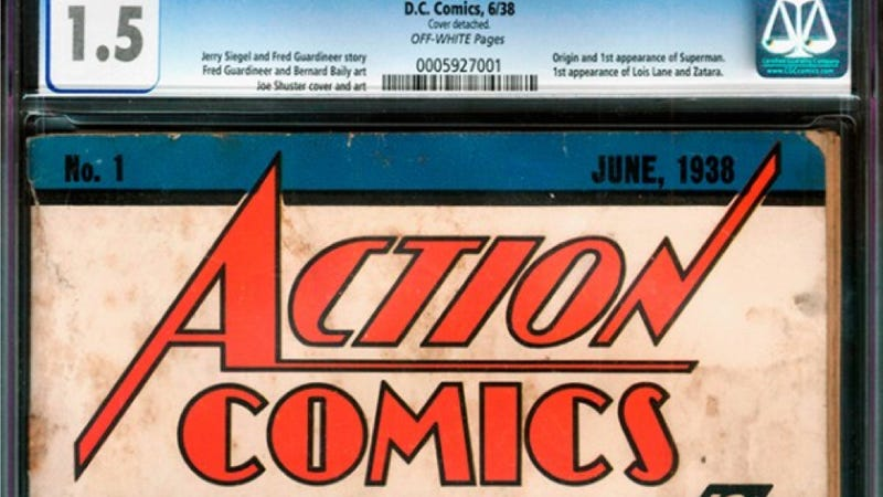 $100,000 Comic Book Found in the Wall of a $10,000 Home