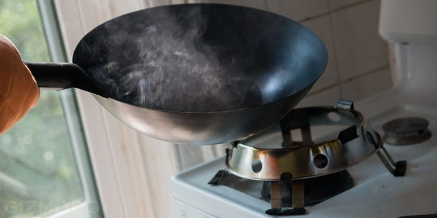 Using the WokMon to Achieve Expert-Level Chinese Food at Home