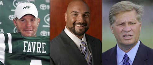 Brett Favre, ESPN, Jay Glazer and You