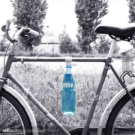 Bottleclip Attaches Any Bottle to (Almost) Any Bike