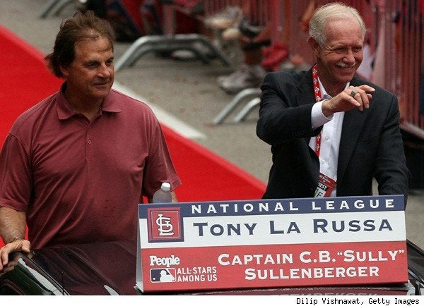 Tony La Russa Isn't Lying About Being Apolitical. That's The Problem.