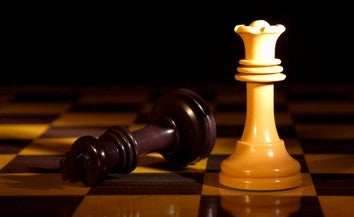 Young Women Beat Old Dudes At Chess