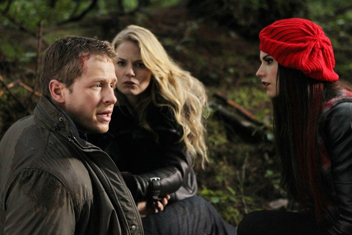 Once Upon a Time: Red Handed