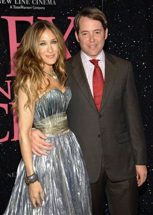 Matthew Broderick: Caught Cheating On Sarah Jessica Parker?