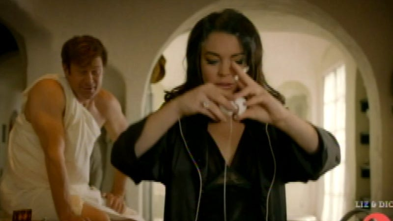 Lindsay Lohan's Costumes in Liz & Dick: The Good, Bad and the Very Ugly