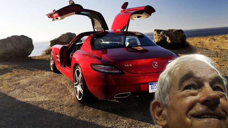 VW Gave $2,250 To Obama, Mercedes Gave Over $2,000 To Ron Paul