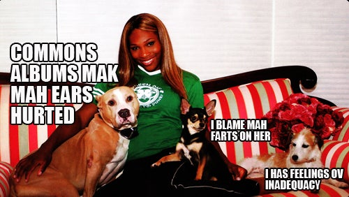 Celebs And Their Dogs, LOL Style