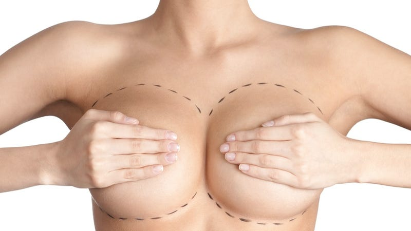 Breasts Age Faster Than the Rest of a Woman's Body