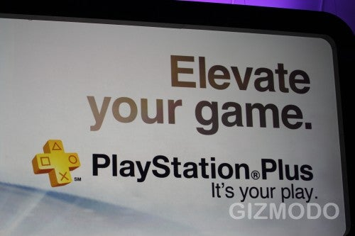The PlayStation Network Gets a Subscription Package