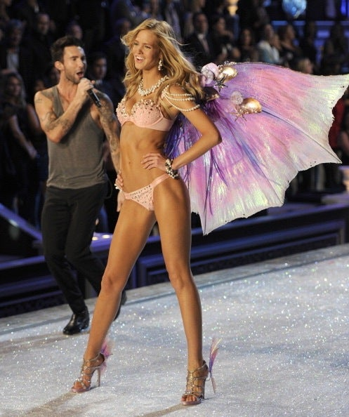 Just how superheroic was the Victoria's Secret superhero fashion show?