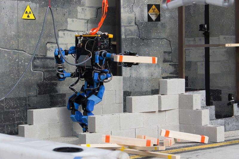 Meet the eight astounding finalists of DARPA's Robotics Challenge