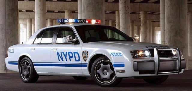 Hello, Officer: Ford Announces New Police Interceptor For 2011