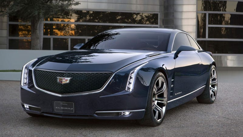 The Gorgeous Cadillac Elmiraj Is 'Very Doable' Says Cadillac