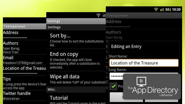 The Best Text Expansion App for Android
