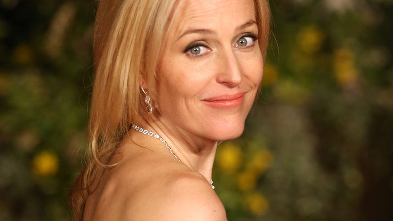 The Truth Is Out There: Gillian Anderson Wrote a Sci Fi Novel