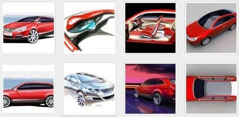 Beijing Unveiling: Volkswagen Neeza Concept