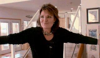 A Disturbingly Thorough Analysis Of Sarah Palin On DWTS