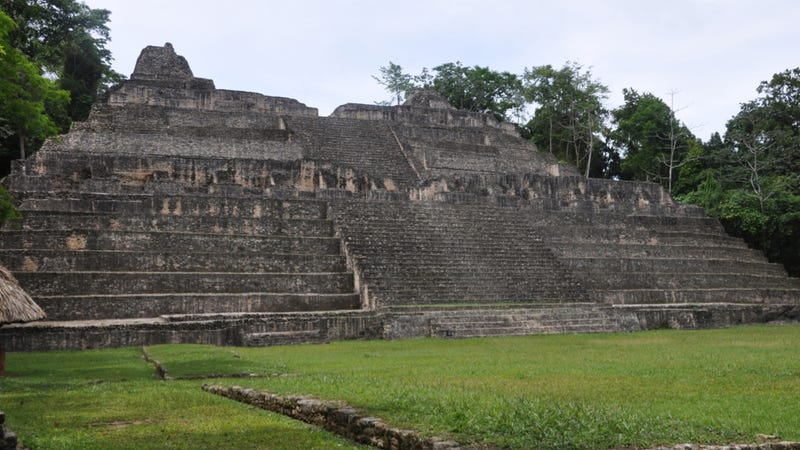 What destroyed the Maya? We have a new clue, in the form of an ancient stalagmite.