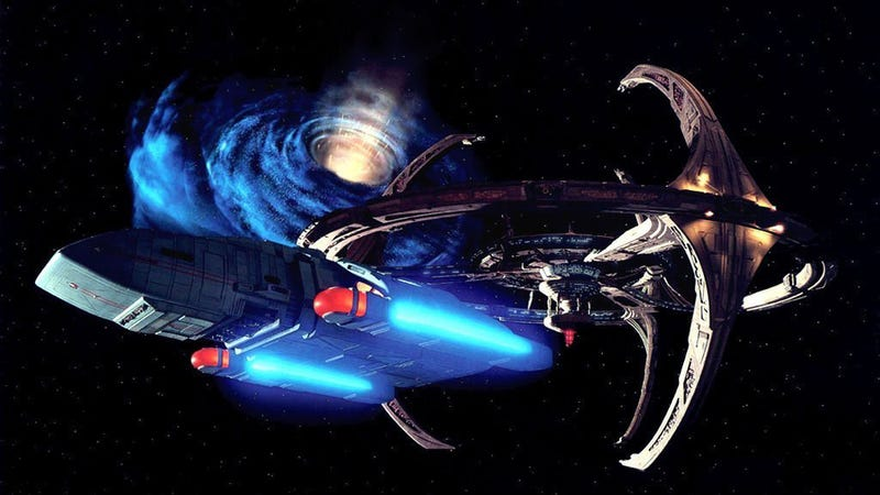 What's the greatest outer space TV show of all time?