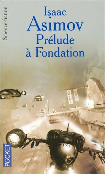 In Prelude to Foundation, Isaac Asimov delves into psychohistory's sorta psycho history