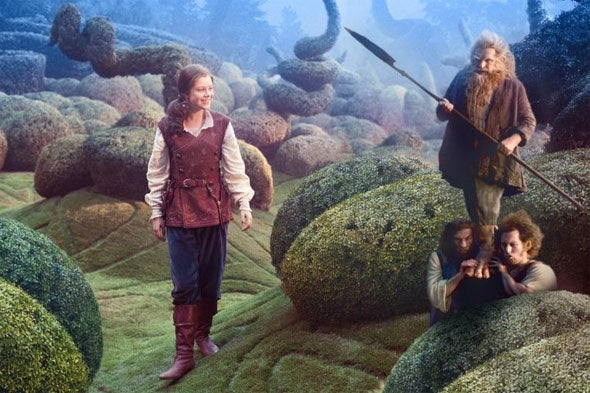 New Narnia Movie Photos
