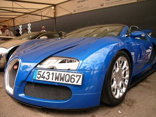 The Bugatti Veyron Really Does Sound Like Victorian Plumbing
