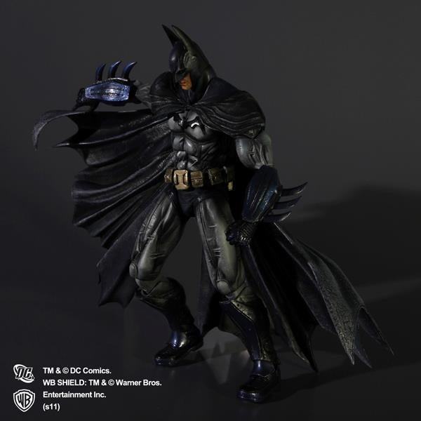 Batman: Arkham Asylum Action Figures May Be Late, But They're Still Great