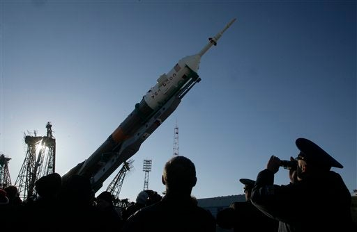 Kazakhstan's Cosmodrome Prepares for the Conquest of Space