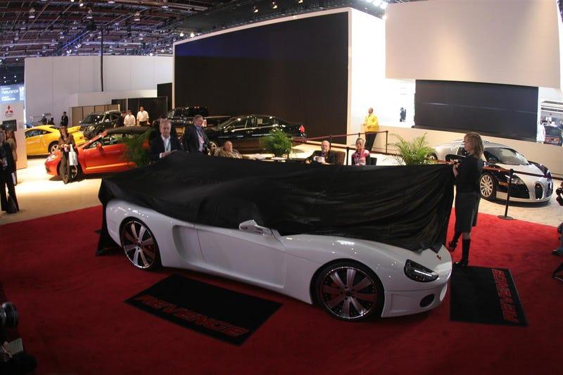 Revenge GTM-R Super Car: Another 505 HP Boutique Supercar