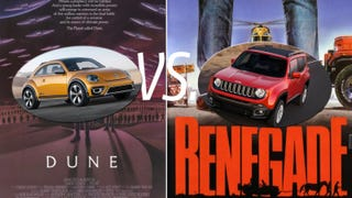 2015 Jeep Renegade Vs. VW Dune: Which 'Soft-Roader' Wins Your Heart?