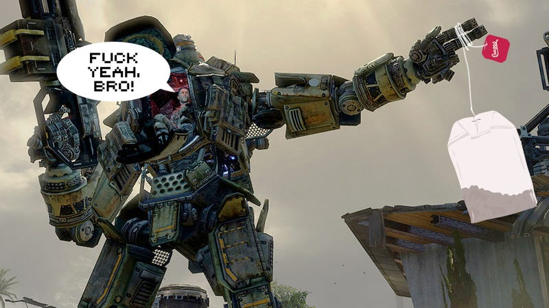 Hell Is Other People: Titanfall's Story-Free, Multiplayer-Only Dystopia