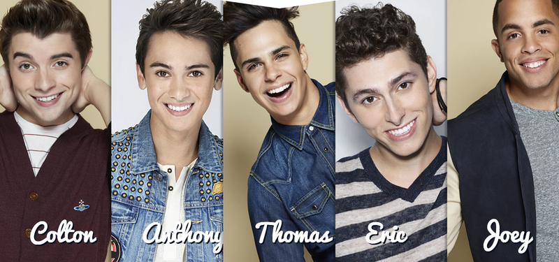 Meet Midnight Red, America's Answer to One Direction