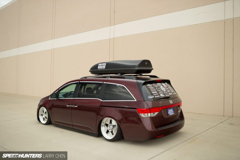 The 1029hp Bisimoto Honda Odyssey feature is live now!