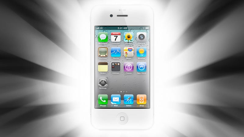 What the White iPhone 4 Says About the iPhone 5