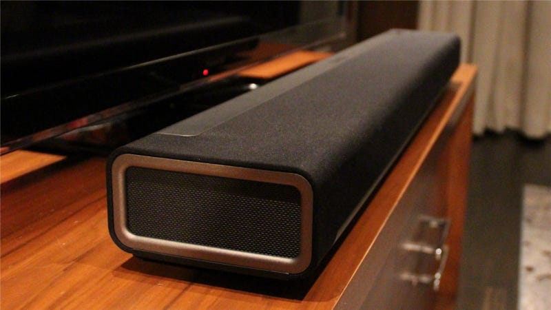 Sonos Playbar Ears-On: Powerful Sound In a Petite, Pricey Package