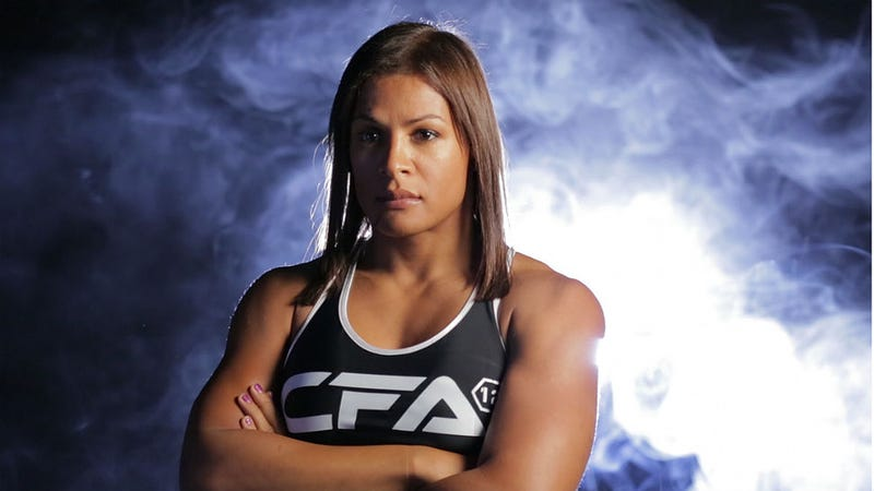 What's It Like as the First Transgender MMA Fighter? Meet Fallon Fox.