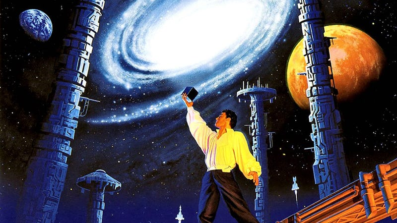 In which a great work is finally completed: Isaac Asimov's Forward the Foundation