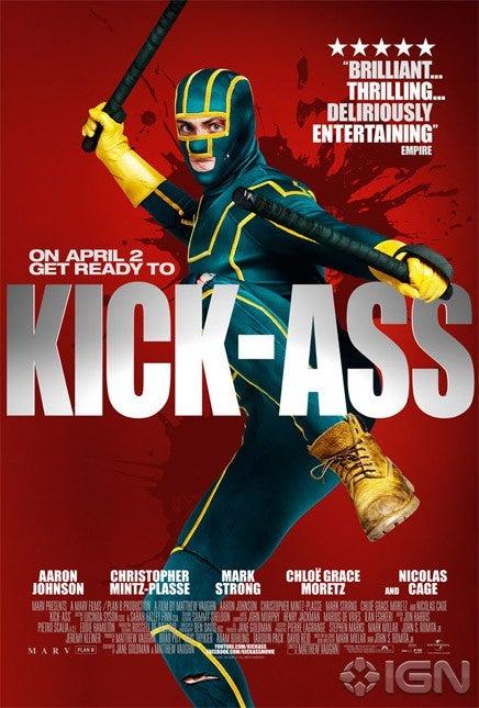 Kick-Ass Gallery